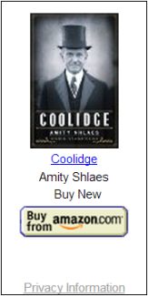 Coolidge: Amity Shlaes