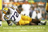 Here's How We End Fake Injuries in College Football
