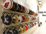 Ugly Helmet Clash: FinalFour