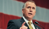 Thom Tillis Takes NC GOP Senate Primary, Avoids Runoff