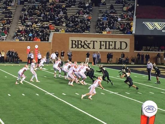 BB&T Field 2014