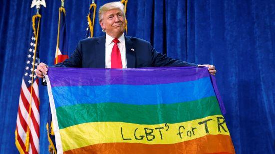carlo-allegri-donald-trump-lgbt-flag-2016-presidential-election