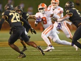 After Returning for Senior Season, Travis Etienne Could be a Rare First Round Running Back